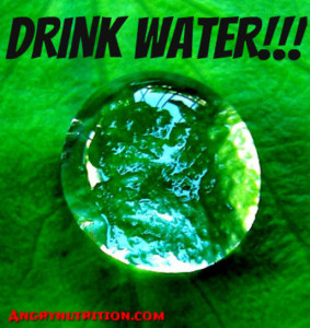 drink water weight loss diet plan