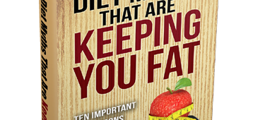 3d book cover diet myths
