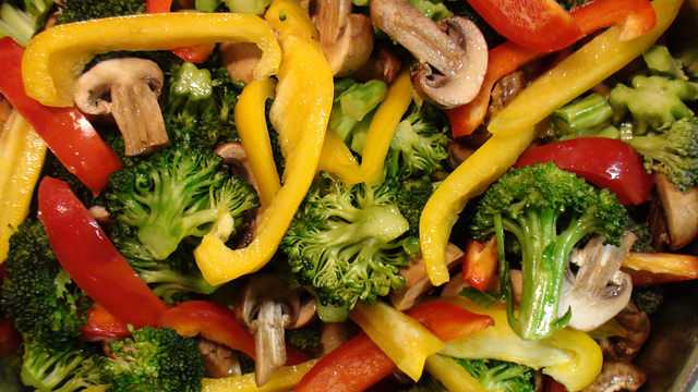 vegetables healthy nutritious
