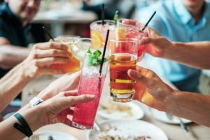 limit alcohol How to balance your diet while on the road