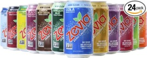 Zevia Stevia sweetened drinks pop soda