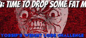 yossifs weight loss challenge