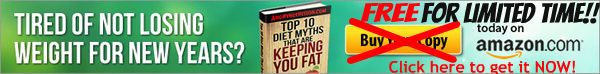 free ebook limited time only weight loss diet myths amazon