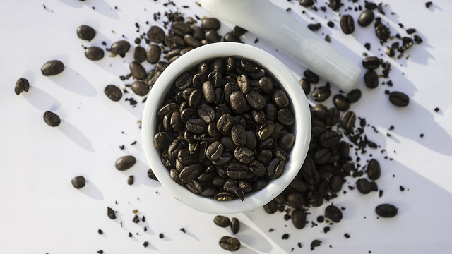 Grounded coffee beans health benefits of tea vs coffee
