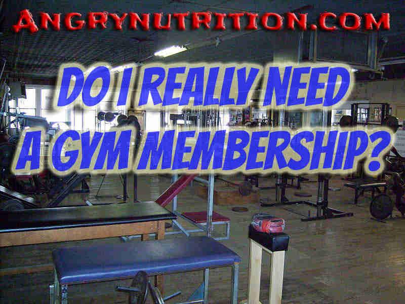 do i need gym membership