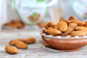 almonds Ways to increase your protein intake