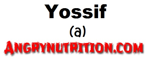 contact yossif angrynutrition